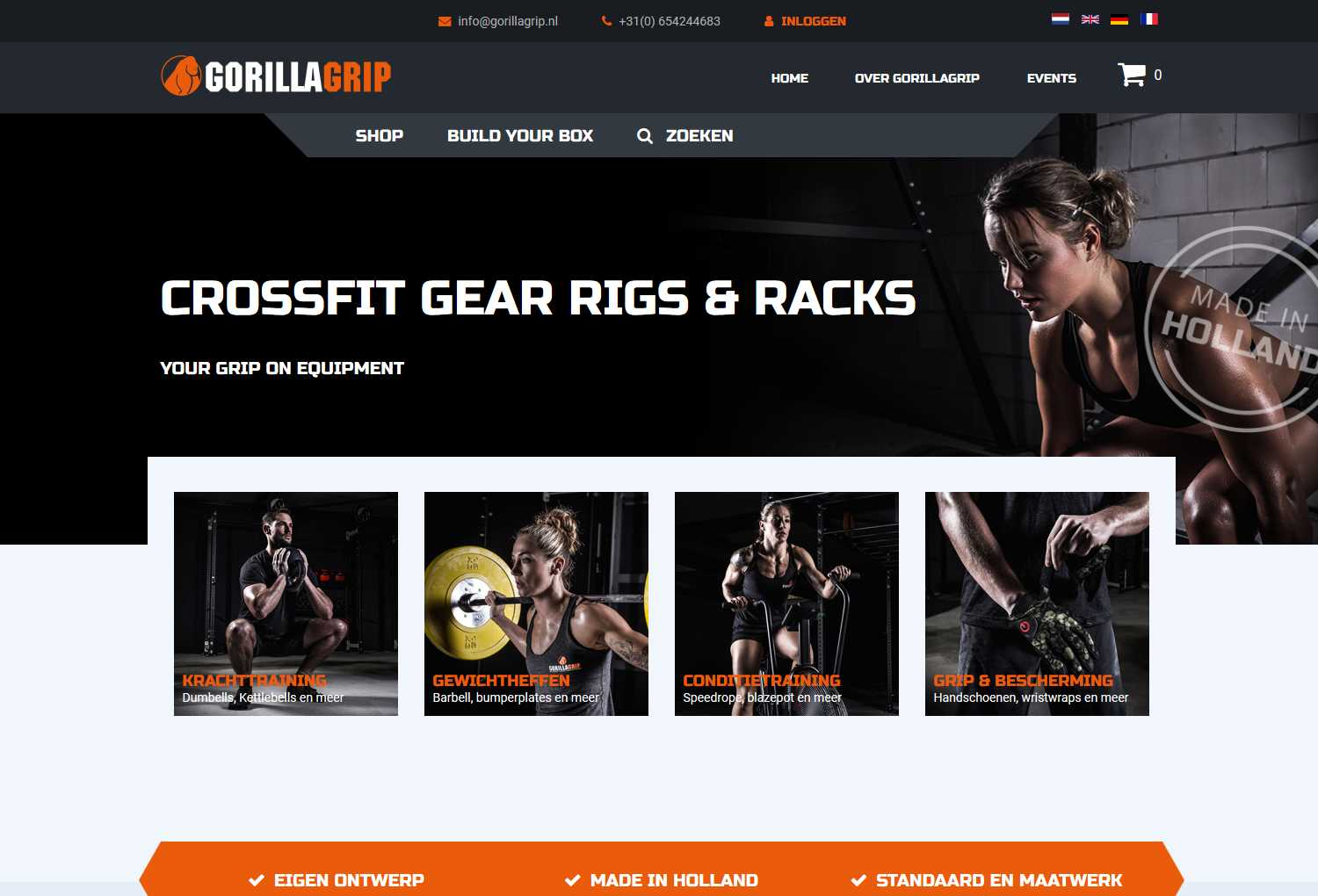 GorillaGrip