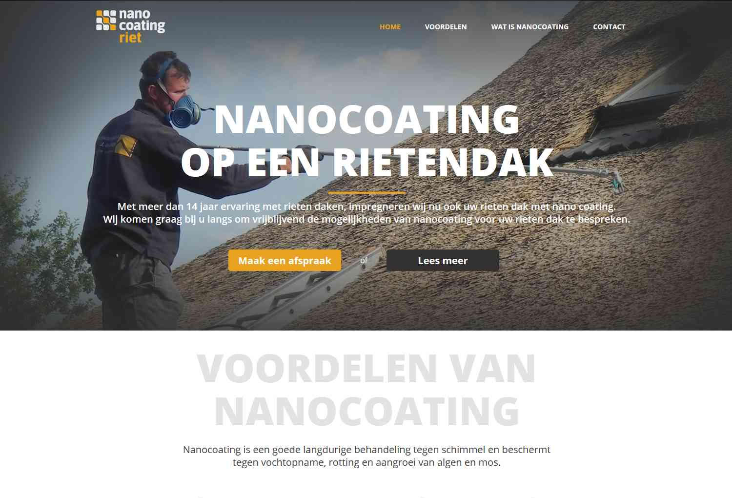 Nanocoating Riet